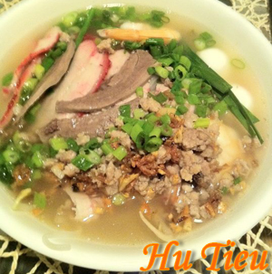 Recipe of the week: Hu Tieu Nam Vang